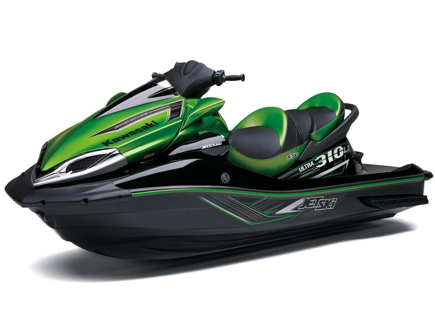 KAWASAKI 2014 JET SKI ULTRA 310 LX JT1500MEF - On Wheels